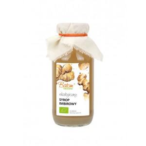 SYROP IMBIROWY BIO 330 ml - BATOM