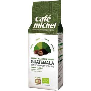 KAWA MIELONA ARABICA 100% GWATEMALA FAIR TRADE BIO 250 g - CAFE MICHEL