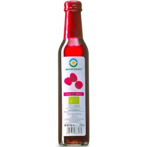 SYROP MALINOWY BIO 250 ml - BIO FOOD