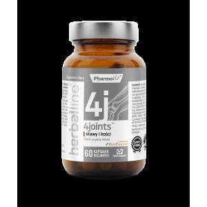 4JOINTS 60 KAPSUŁEK 28,24 g - PHARMOVIT (HERBALLINE)