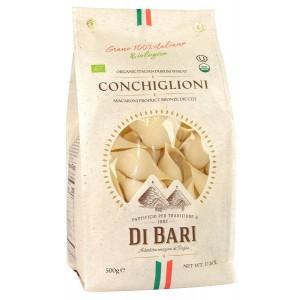 MAKARON (SEMOLINOWY) CONCHIGLIONI BIO 500 g - PASTIFICIO DI BARI