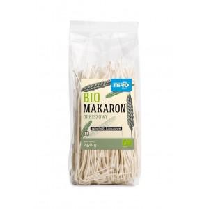 MAKARON (ORKISZOWY) SPAGHETTI LUKSUSOWY BIO 250 g - NIRO