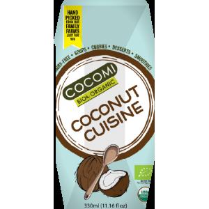 COCONUT MILK - NAPÓJ KOKOSOWY (17 % TŁUSZCZU) BIO 330 ml - COCOMI