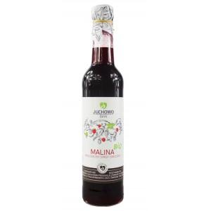 SYROP MALINOWY BIO 400 ml - JUCHOWO (FUNDACJA)