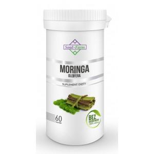 MORINGA EKSTRAKT 60 KAPSUŁEK (400 mg) - SOUL FARM