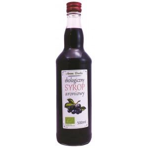 SYROP ARONIOWY BIO 500 ml - ANNA DUDA