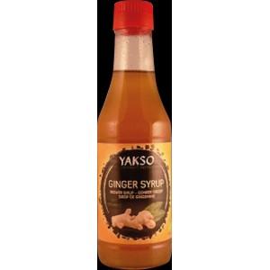 SYROP IMBIROWY BIO 240 ml - YAKSO