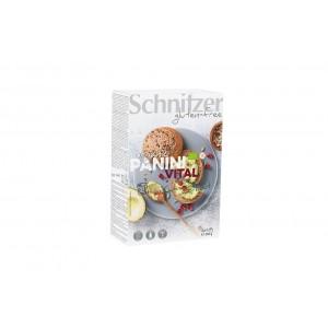 BUŁKI Z AMARANTUSEM BEZGLUTENOWE BIO (4 x 62,5 g) 250 g - SCHNITZER