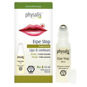 OLEJEK NA OPRYSZCZKĘ EKO 10 ml - PHYSALIS